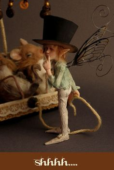 Мобильный LiveInternet Прекрасные, оригинальные куклы, пикси и звери от M&CH | Ника_Ворон - НЕЖНОСТЬ КАК ФОРМА БЫТИЯ |