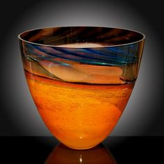 Pismo Fine Art Glass Wish I could put my trippytips in this bowl!