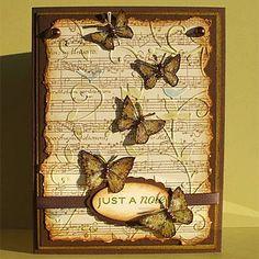 Flight of the Butterflies - I love butterflies and good music!