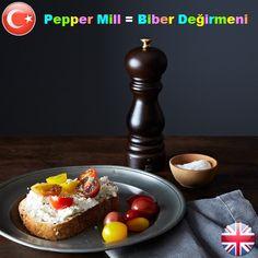/// Pepper mill = biber değirmeni \\\ °•●•° /// #okunuşu = pepır miıl \\\ °•●•° /// #wordsenglish #englishwords #englishlearning #teacher #student #study #words #learning #translator #translate #dictionary #ceviri #cevirmen #sozluk #sozcuk #ingilizce #grammer #learn #teach #word #turkce #school  #phoenixdictionary \\\