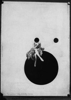 László Moholy-Nagy The Olly and Dolly Sisters c.1925
