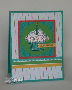 LW Designs: Birthday Sprinkles