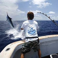 Marlin Fishing on the Great Barrier Reef Cairns. #fishing #marlin #marlinfishing #greatbarrierreef #greatbarrierreefqld #fnq #cairns #tnq #queensland #tourism #adventure #sport #gamefishing #photooftheday #instagram #iloveaustralia #exploringaustralia #australia #australiancoast #natgeotravelpic #natgeoaustralia  #fun by aussietentadventures http://ift.tt/1UokkV2