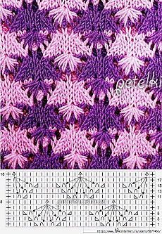 Beautiful pattern with needles. Two- or monochrome.