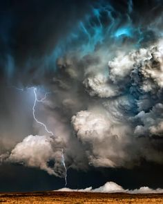 Sky Art ~ Canon Photography, Amazing Photography, Nature Photography, Storm Photography, Texas Photography, Travel Photography, Ciel Art, Lighting Storm, World Serpent