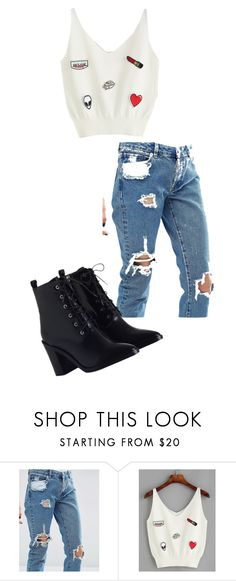 """Untitled #70"" by kbwalrus on Polyvore featuring ASOS and Zimmermann"