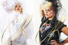 """A Lady Gaga posou pra capa da 7ª edição do """"CR Fashion Book"""" e a foto está sem Photoshop - vem ver mais aqui!"""
