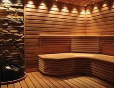 Внутренняя отделка бани своими руками | Строительный портал