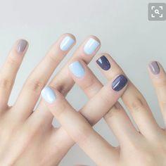 Nail Art Ideas To Dress Up Any Occasion – Your Beautiful Nails Shellac Nail Colors, Gelish Nails, My Nails, Fall Nails, Nail Art Vernis, Nagellack Trends, Manicure E Pedicure, Manicure Ideas, Nagel Gel