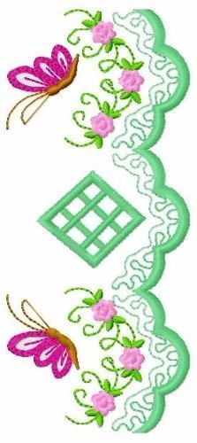 PEROLASFAMILYBORDADO - Melinterest Brasil Brazilian Embroidery Stitches, Towel Embroidery, Learn Embroidery, Machine Embroidery Applique, Hand Embroidery Tutorial, Flower Embroidery Designs, Stencil Patterns, Satin Stitch, Hobbies And Crafts