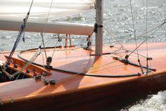 Paulista-STAR-2016 - wooden star - classic boat