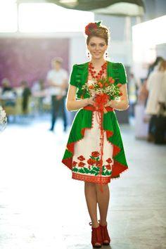 Fashion show in Lviv, Ukraine, from Iryna with love