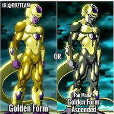 """110 Likes, 3 Comments - Ultra Hero Shop (@ultraheroshop) on Instagram: """"Do you think Frieza can transform past his Golden Form? ❤️ - Awesome ANIME products available at…"""" Lord Frieza, Dragon Ball Gt, Awesome Anime, Freezer, Goku, Anime Stuff, Scary, Artworks, Meme"""