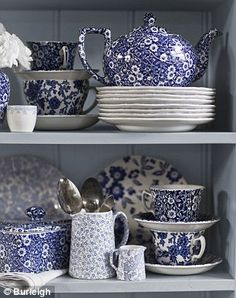 Dainty British Ceramics