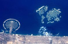 Palm Jumeirah, Hubble Space Telescope, Space And Astronomy, Dubai Islands, Kenya, Dubai Resorts, Costa, Look At The Sky, International Space Station