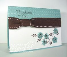 thinking of you (sympathy) card by Marelle Taylor