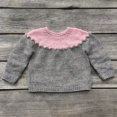 Perler-på-en-snor sweater
