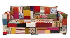 sillon patchwork