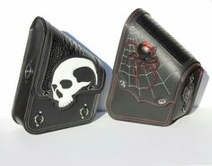 New swingarm bags for Harley-Davidson Softail models. Ready for sale. Contact us if you are interested.