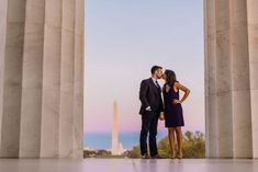 From engagement photos at the Capitol to their Lincoln memorial engagement, Kevin & Zoe's engagement photos from Washington DC Wedding Photographer Lincoln Memorial, Washington Dc Wedding, Anniversary Photos, Wedding Memorial, Dc Weddings, Photo Location, Engagement Pictures, Engagement Ideas, Picture Poses