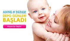 Annelerin bebekleri için beğendiği tüm ihtiyaçları www.begentikla.com'da uygun fiyatlara