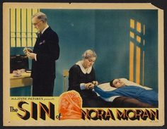 """The Sin of Nora Moran (1933) dvd / dvdr pre-code Director: Phil Goldstone Writers: W. Maxwell Goodhue (story """"Burnt Offering"""") Stars: Zita Johann, John Miljan, Alan Dinehart 