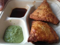 Samosas from Siva Indian truck Best Food Trucks, Samosas, Indian, Ethnic Recipes, Indian People, India