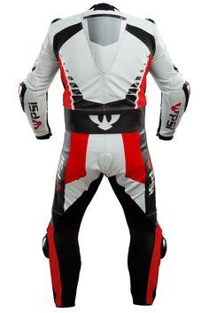 PSí Men's leather suit - RACING ASTAROTH PSí Racing suit created by italian designer Marco Malangone