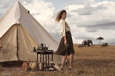 safari fashion, safari style, what to wear on safari 3