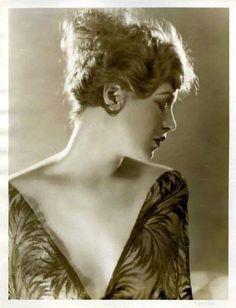 Catherine Moylan  Ziegfeld girl