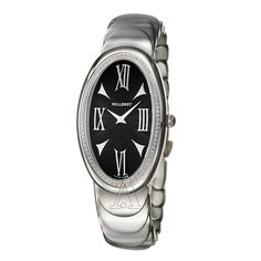 (Milleret Women's Anaconda Watch polished finish steel)   the related yin yang personality/color/style systems have similar jewelry recommendations. several authors recommend for #winter/ #type4 = oval, polished silver, large size, contrast, stillness, faceted stones with sparkle.