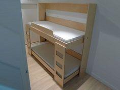 Dumbo: un letto pieghevole che si trasforma in armadio - 100casa