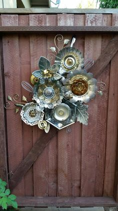 Do it yourself diy ideas glass dishes repurposed and window i think this would be lovely indoors or out solutioingenieria Images