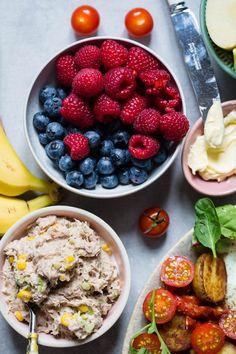 5 lunsjforslag til neste uke - Ida Gran Jansen Granola, Acai Bowl, Breakfast, Food, Omelet, Acai Berry Bowl, Morning Coffee, Essen, Meals