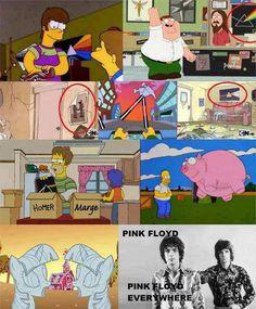 Pinki Floyd Everywehere