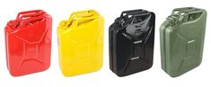Carry History :: The WWII Jerrycan
