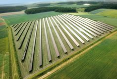 #Solar farm or #sculpture?