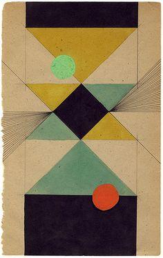 Design inspiration - colour palette. Louis Reith