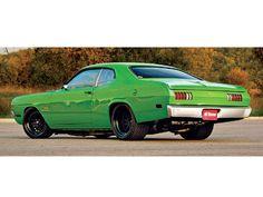 Dodge Demon   Fuentes de Información - 1971 Dodge Demon
