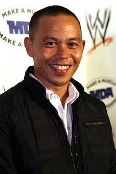 Ernie Reyes Jr,, actor and martial artist. (I've admired this man for years.)