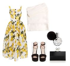 """""""Dolce Vita"""" by elizabetta-boutique ❤ liked on Polyvore featuring Dolce&Gabbana and Charlotte Olympia"""