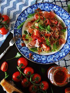 Nopea tomaattipasta