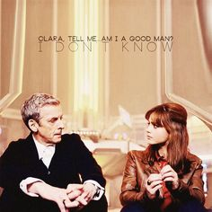 """Am I a good man?"""