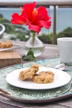 Apple and Sultana Muesli Cookies