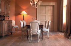 :: Havens South Designs :: loves the big wooden floor vent grates.