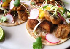 Paleo-AIP Fish Tacos from Flash Fiction Kitchen