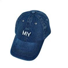 new concept 8c4cf afce5 2017 Retro Jeans Baseball Cap Men Women Snapback Hat Brand Golf Hat  Adjustable Denim Gorras Casquette
