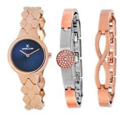 Daniel Klein Premium DK11452-5 Daniel Klein, Bracelet Watch, Watches, Bracelets, Silver, Leather, Accessories, Fashion, Wrist Watches