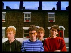 "When Alternative Rock Was Alternative: Blur ""Parklife"" Blur Picture, Blur Photo, Music Songs, Music Videos, Blur Band, New Rock Music, 30 Day Song Challenge, Video Clip, Songs"