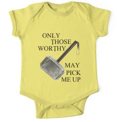 Marvel Baby Clothes & Onesies - Geek Baby Clothes - mama t shirt ideas - Baby Ideas Marvel Baby Clothes, Cute Baby Clothes, Disney Baby Clothes Boy, Gender Neutral Baby Clothes, Nerd Baby, Funny Babies, Cute Babies, Cute Onesies For Babies, Babies Stuff